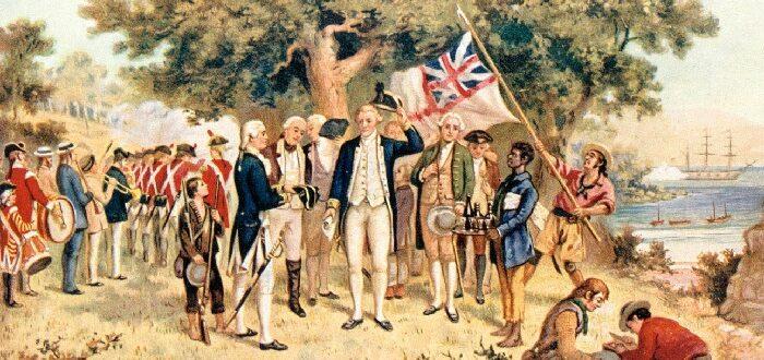 Колониальная Америка в 17-18 веках