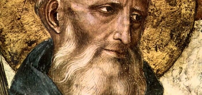 Святой Бенедикт Нурсийский