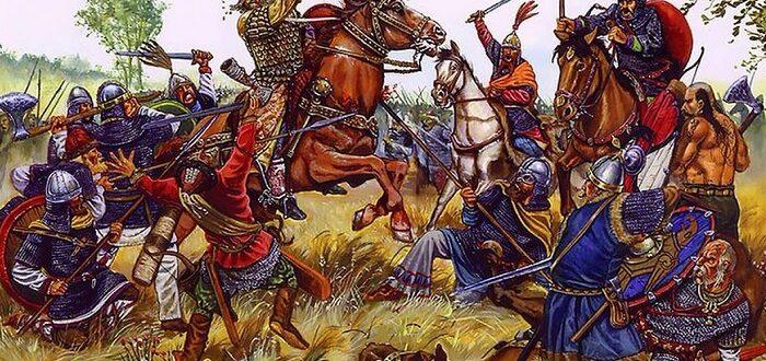 Битва при Доростоле