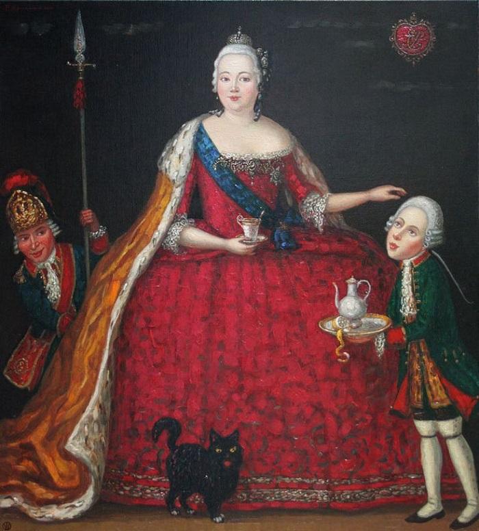 Елизавета Петровна