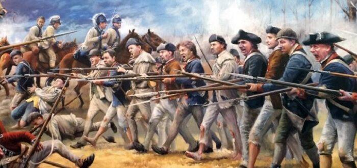 Война за независимость 1775-1783 гг.
