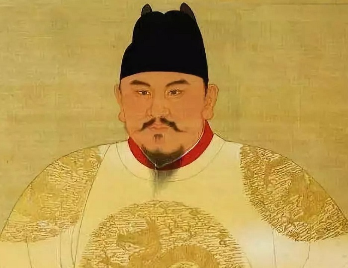 Первый император Чжу Юаньчжан