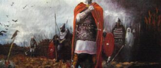 Святослав, хазары