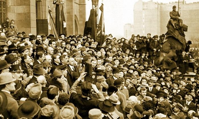 Венгерская революция 1919 г.