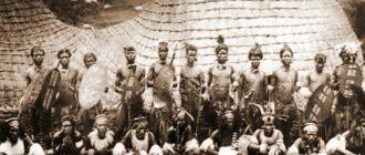 История государства Зулу в 19 веке
