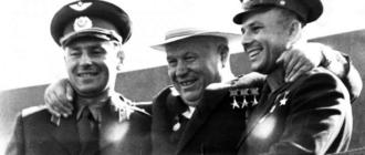 1961, Берлинский кризис, Куба, Хрущёв, хрущёвки, Юрий Гагарин