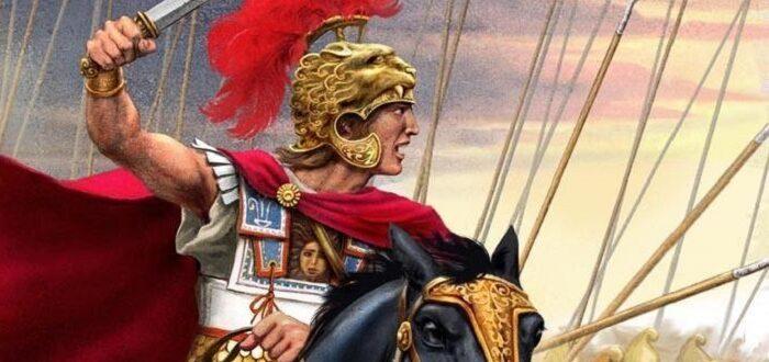 Александр Македонский, Древний мир