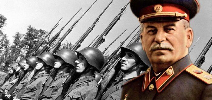 Сталин, 1937 год, СССР