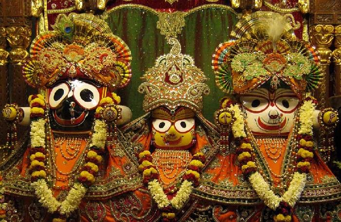 Джаганнатха - искусство Индии